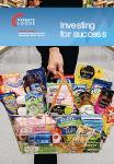 Download latest Premier Foods plc annual Report & Accounts