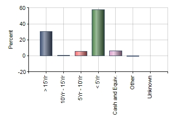 Debt maturity profile